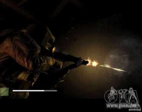 Laden Bildschirme Metro 2033 für GTA San Andreas fünften Screenshot