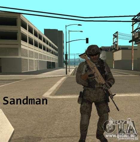 Frost and Sandman für GTA San Andreas her Screenshot