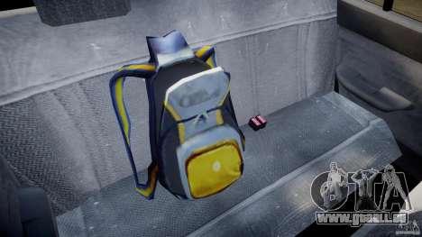 Mercury Tracer 1993 v1.0 für GTA 4 Unteransicht