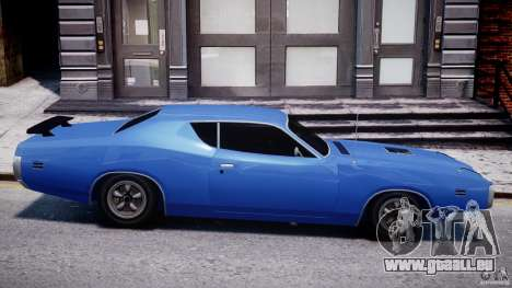 Dodge Charger RT 1971 v1.0 für GTA 4 linke Ansicht