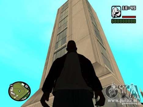 Haus 4 Kadetten aus dem Spiel Star Wars für GTA San Andreas siebten Screenshot