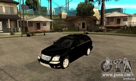 Chrysler Pacifica pour GTA San Andreas