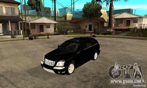 Chrysler Pacifica pour GTA San Andreas