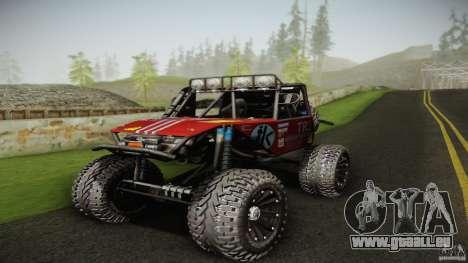 Buggy Off Road 4X4 für GTA San Andreas