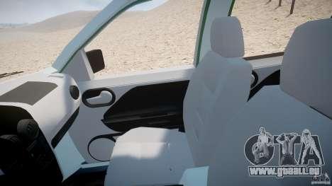 Ford EcoSport für GTA 4 Rückansicht