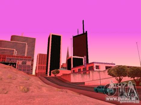 Weather manager pour GTA San Andreas
