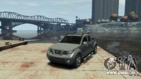 Nissan Frontier für GTA 4