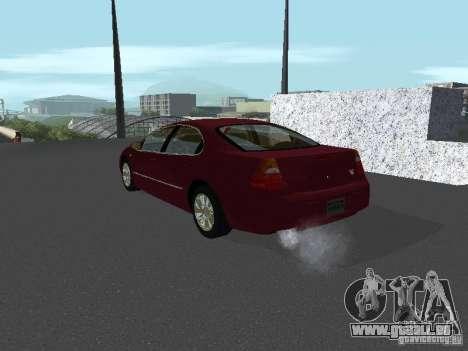 Chrysler 300M pour GTA San Andreas laissé vue