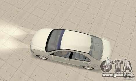 Honda Accord Comfort 2003 pour GTA San Andreas sur la vue arrière gauche