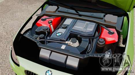 BMW M135i 2013 pour GTA 4 est un côté