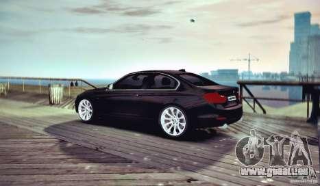 BMW 335i Coupe für GTA 4 rechte Ansicht