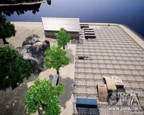 LC Crash Test Center pour GTA 4 septième écran