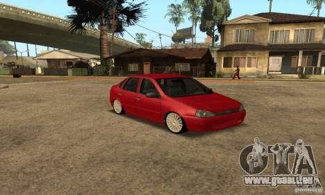Lada 1118 Kalina für GTA San Andreas