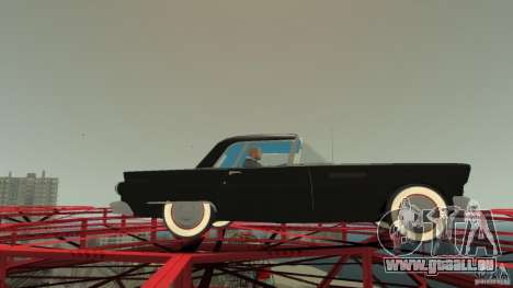 Smith Thunderbolt Mafia II für GTA 4 hinten links Ansicht