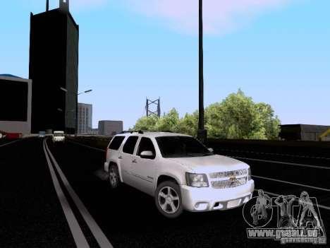 Chevrolet Tahoe LTZ 2013 für GTA San Andreas