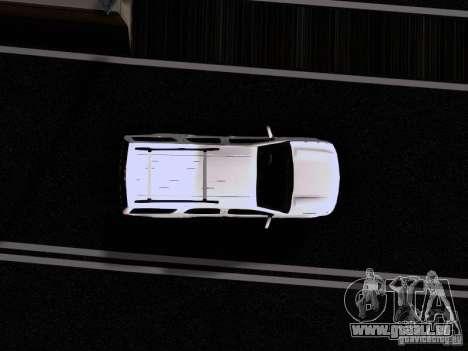 Chevrolet Tahoe LTZ 2013 für GTA San Andreas Innenansicht