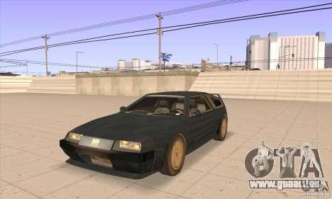 Deluxo HD für GTA San Andreas