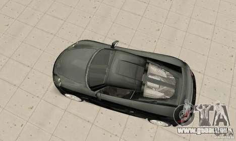 Porsche Carrera GT stock für GTA San Andreas rechten Ansicht
