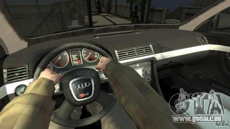 Audi S4 Quattro pour GTA 4 est un droit