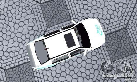 Volkswagen Jetta FnF pour GTA San Andreas vue de droite