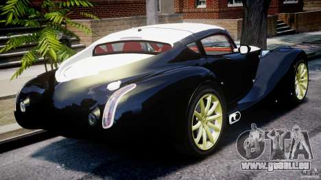 Morgan Aero SS v1.0 für GTA 4-Motor