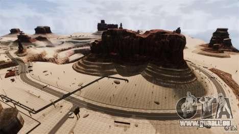 Ambush Canyon pour GTA 4 onzième écran