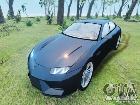 Lamborghini Estoque für GTA 4