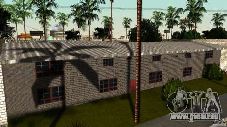 Deux-pièce pour GTA San Andreas quatrième écran