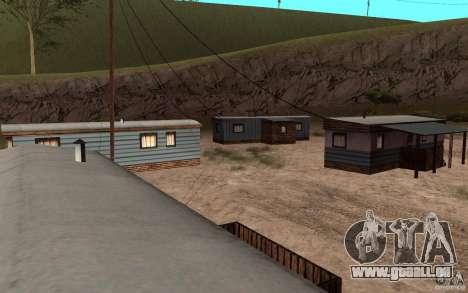 Nouvelle ville de remorque pour GTA San Andreas