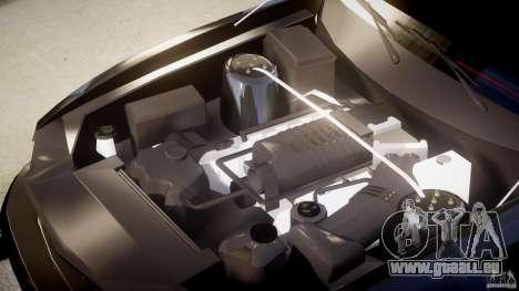 Ford Mustang V6 2010 Police v1.0 für GTA 4 rechte Ansicht