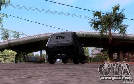 VAZ 21213 Niva Drag pour GTA San Andreas laissé vue