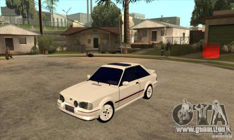 Ford Escort XR3 1992 für GTA San Andreas