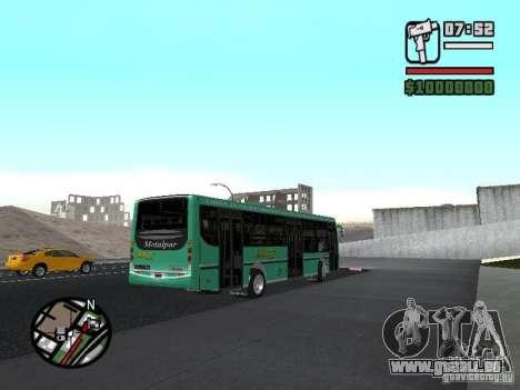 Metalpar 22 pour GTA San Andreas vue de droite