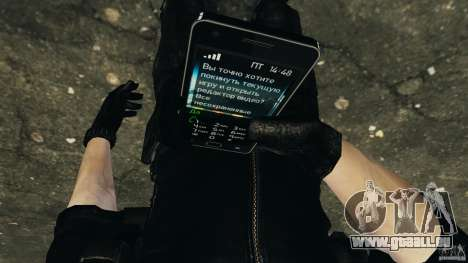 Samsung Galaxy S2 für GTA 4 sechsten Screenshot