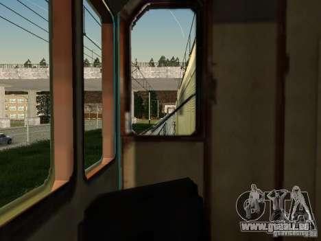 Tem2um-463 pour GTA San Andreas vue intérieure