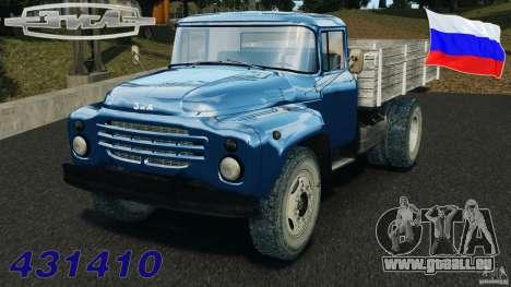 ZIL-431410 1986 v1. 0 für GTA 4