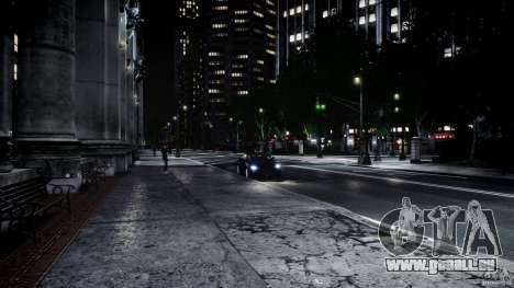 TRIColore ENBSeries By batter pour GTA 4 neuvième écran