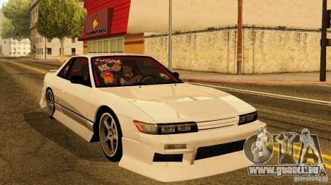 Nissan Silvia S13 MyGame Drift Team pour GTA San Andreas