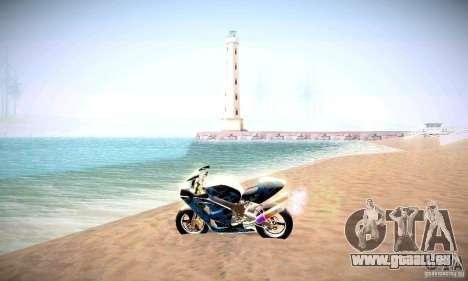 ENBSeries von _SilveR_ v2. 0 für GTA San Andreas her Screenshot