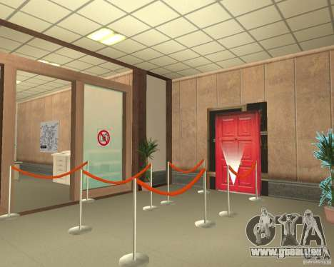 Bank in Los Santos für GTA San Andreas sechsten Screenshot