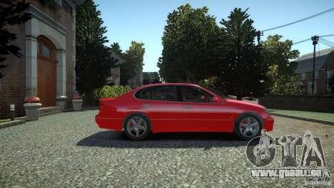 Toyota Aristo für GTA 4 rechte Ansicht