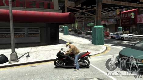 Helm Volcom, Metallica & Simpsons für GTA 4 dritte Screenshot