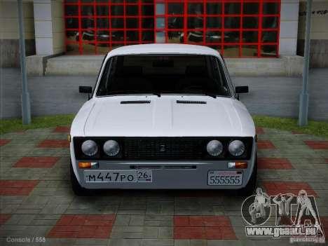 VAZ 2106 Pjatigorsk v2. 0 für GTA San Andreas