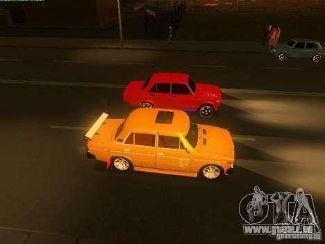 SPARKO VAZ 2106 pour GTA San Andreas laissé vue