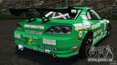 Nissan Silvia KeiOffice für GTA 4 hinten links Ansicht