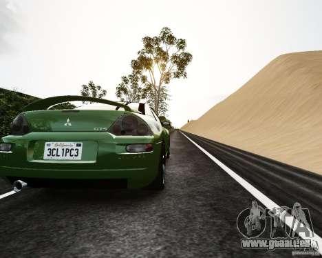 Mitsubishi Eclipse GT-S für GTA 4 rechte Ansicht