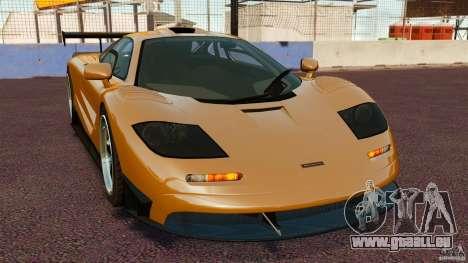 McLaren F1 pour GTA 4