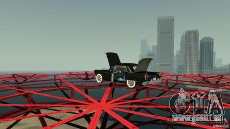 Smith Thunderbolt Mafia II für GTA 4 Seitenansicht
