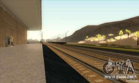 Russian Rail v2.0 für GTA San Andreas siebten Screenshot
