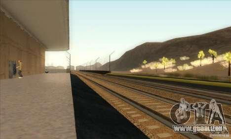 Russian Rail v2.0 pour GTA San Andreas septième écran